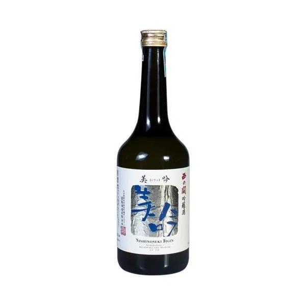 Ruou Sake Nishino seki Bigin 720ml