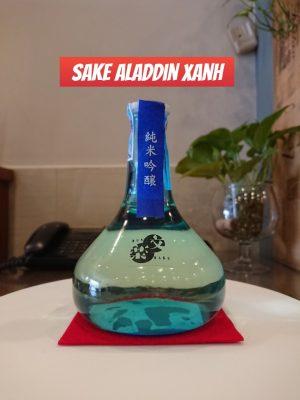 Rượu sake vẩy vàng nhật bản