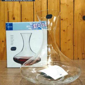 Decanter bohemia rượu vang