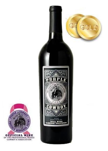Rượu vang cowboy california